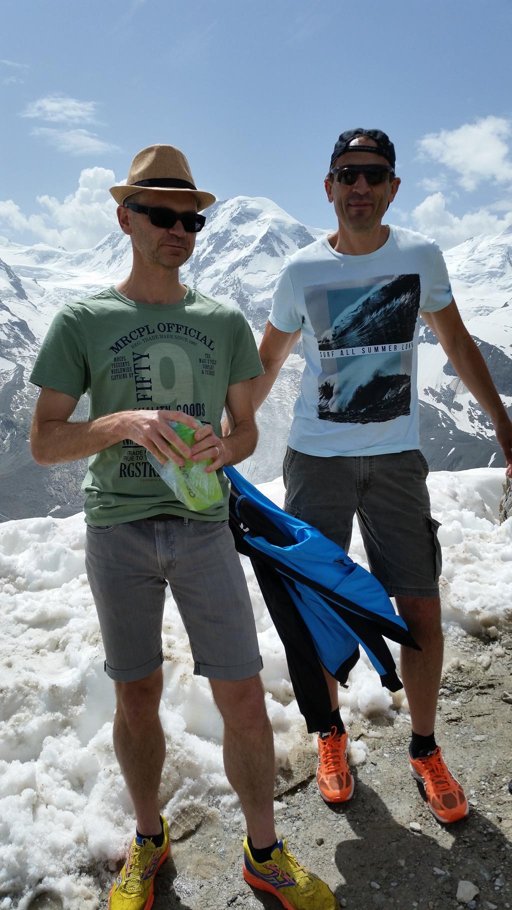 Hervé und Alfred