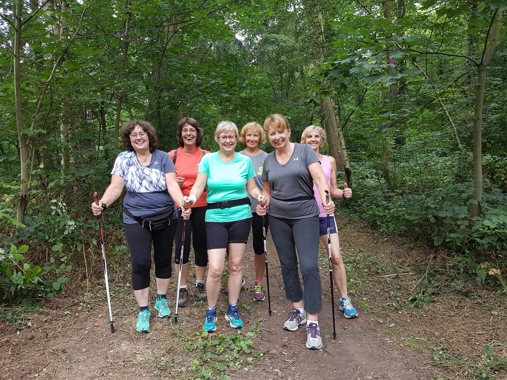 Walking Team 2017